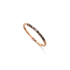 LECARRÉ RING FOR WOMEN GA007OR.15-BL SIZE 15