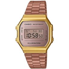 RELOJ CASIO MUJER COLLECTION A168WECM-5EF