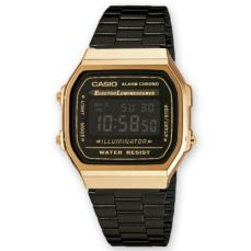 CASIO WATCH FOR WOMEN COLLECTION A168WEGB-1BEF