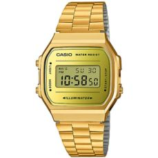 CASIO WATCH FOR WOMEN COLLECTION A168WG-9BWEF
