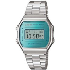CASIO WATCH FOR WOMEN COLLECTION A168WEM-2EF