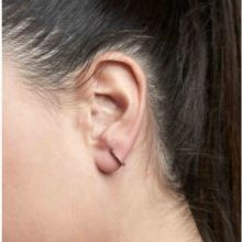 LECARRÉ EARRINGS FOR WOMEN GB007OR.BL