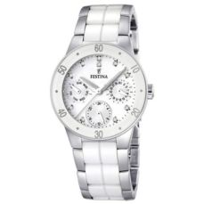 FESTINA WATCH FOR WOMEN CERAMIC F16530/3