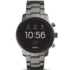 RELLOTGE FOSSIL HOME SMARTWATCH EXPLORIST HR SMOKE FTW4012