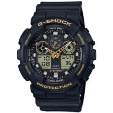 CASIO WATCH FOR MEN G-SHOCK GA-100GBX-1A9ER