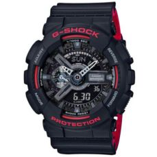 CASIO WATCH FOR MEN G-SHOCK GA-110HR-1AER