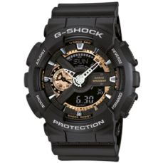 CASIO WATCH FOR MEN G-SHOCK GA-110RG-1AER