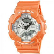 CASIO WATCH FOR MEN G-SHOCK GA-110SG-4AER