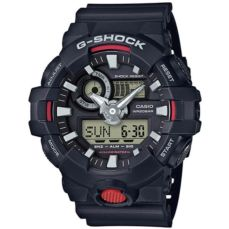 CASIO WATCH FOR MEN G-SHOCK GA-700-1AER