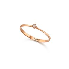LECARRÉ RING FOR WOMEN GA008OR-13-BR SIZE 13
