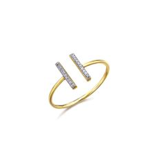 LECARRÉ RING FOR WOMEN GA027BR.SM SIZE 15