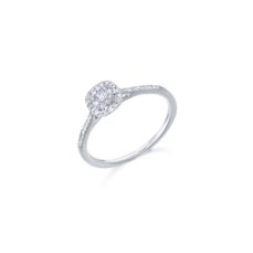 LECARRÉ RING FOR WOMEN GA046OB.15 SIZE 15