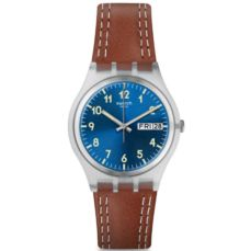 SWATCH WATCH FOR WOMEN ORIGINALS WINDY DUNE GE709