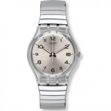SWATCH WATCH FOR WOMEN ORIGINALS SILVERALL GM416A