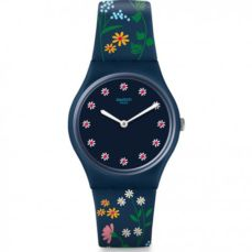 SWATCH WATCH FOR WOMEN ORIGINALS FLOWER CARPET GN256
