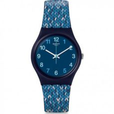 RELOJ SWATCH ORIGINALS TRICO'BLUE GN259