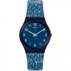 SWATCH WATCH ORIGINALS TRICO'BLUE GN259
