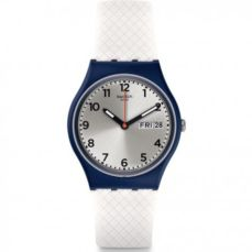 SWATCH WATCH ORIGINALS WHITE DELIGHT GN720