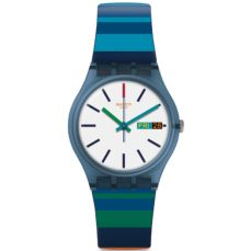 RELOJ SWATCH ORIGINALS COLOR CROSSING GN724
