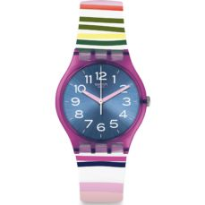 RELOJ SWATCH ORIGINALS FUNNY LINES GP153