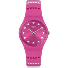 SWATCH WATCH FOR WOMEN ORIGINALS COEUR DE MANÈGE GP160