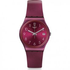 SWATCH WATCH FOR WOMEN ORIGINALS REDBAYA GR405