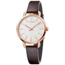 CALVIN KLEIN WATCH FOR WOMEN EVEN K7B236G6