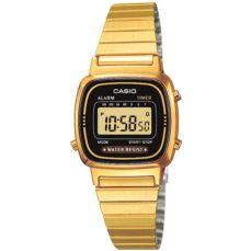 CASIO WATCH FOR WOMEN COLLECTION LA670WEGA-1EF