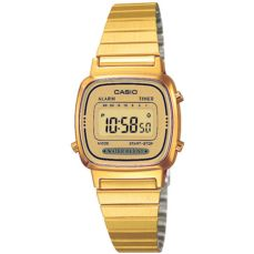 RELOJ CASIO MUJER COLLECTION LA670WEGA-9EF