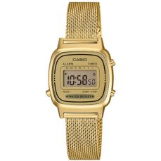 RELOJ CASIO MUJER COLLECTION LA670WEMY-9EF