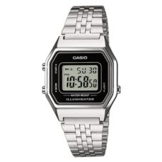 RELOJ CASIO MUJER COLLECTION LA680WEA-1EF