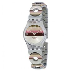 SWATCH WATCH FOR WOMEN ORIGINALS METALLIC DUNE LK258G