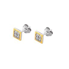 PENDIENTES LOTUS SILVER MUJER TOGETHER LP1711-4/2