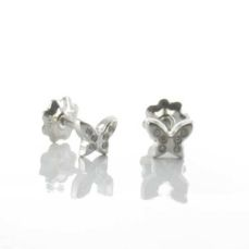 GOLD EARRINGS FOR BABIES BUTTERFLY 819151/15ZIR