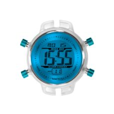 CAJA RELOJ WATX&COLORS 38MM DIGITAL MALIBU BLUE RWA1542