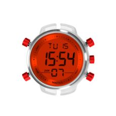CAJA RELOJ WATX&COLORS 49MM DIGITAL MALIBU RED RWA1741