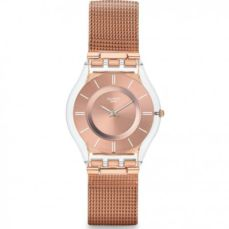 SWATCH WATCH FOR WOMEN SKIN HELLO DARLING SFP115M