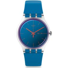 SWATCH WATCH FOR WOMEN ORIGINALS POLABLUE SUOK711