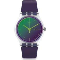 SWATCH WATCH FOR WOMEN ORIGINALS POLAPURPLE SUOK712