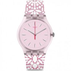 SWATCH WATCH FOR WOMEN ORIGINALS FLEURIE SUOP109
