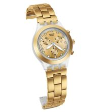 SWATCH WATCH FOR WOMEN IRONY FULL-BLOODED SVCK4032G