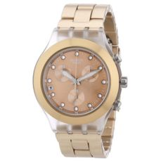 RELOJ SWATCH MUJER IRONY FULL-BLOODED CARAMEL SVCK4047AG