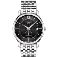 RELOJ TISSOT HOMBRE TRADITION AUTOMATIC SMALL SECOND T0634281105800