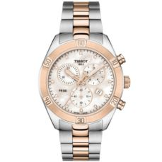 TISSOT WATCH FOR WOMEN PR 100 SPORT CHIC T1019172211600