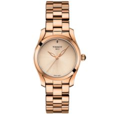 TISSOT WATCH FOR WOMEN T-WAVE T1122103345100