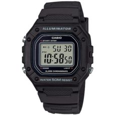 RELOJ CASIO HOMBRE COLLECTION W-218H-1AVEF