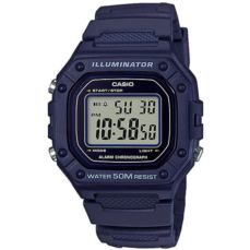 RELOJ CASIO HOMBRE COLLECTION W-218H-2AVEF