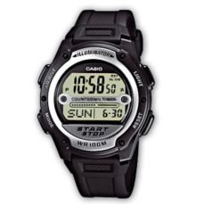 RELOJ CASIO HOMBRE COLLECTION W-756-1AVES