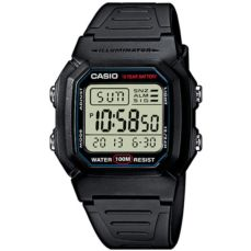 RELOJ CASIO HOMBRE COLLECTION W-800H-1AVES