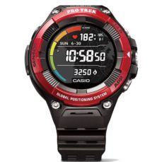 RELLOTGE CASIO HOME PRO TREK SMART WSD-F21HR-RD